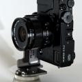 Beispiel Fuji X-Pro1 mit KISS & Rotator