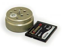 MiniRotor im Größenvergleich: höchste Präzision auf engstem Raum