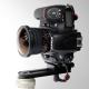 D800 & 8mm Samy mit L-Bracket: voll Fisheye-tauglich, auch am Vollformat. 4 Aufnahmen für 180°x360°